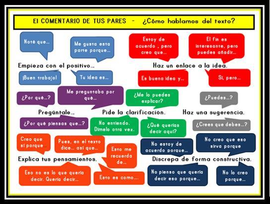 EL COMENTARIO DE TUS PARES 2