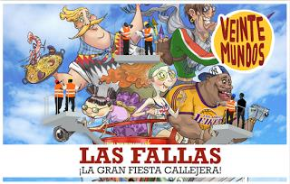 LAS FALLAS - Veintemundos